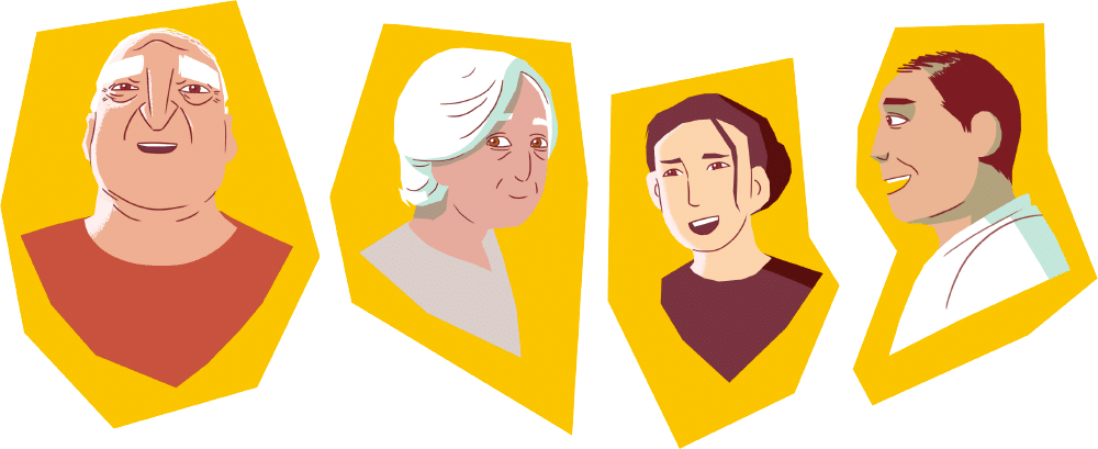 Burden of Heart Failure - Characters