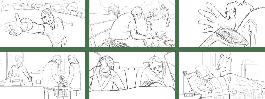 Burden of Heart Failure - Storyboard