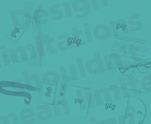 GIG Blog - Design Limitations Shouldn't Mean Limited Design