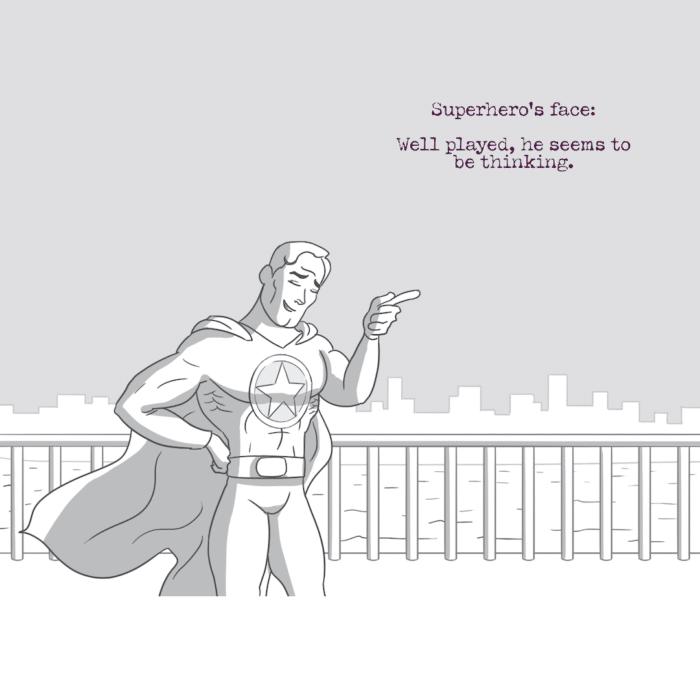 GIG Concepts #1 - Superhero Comic Book Strip 08