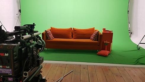 Kaleido - Green Screen 2